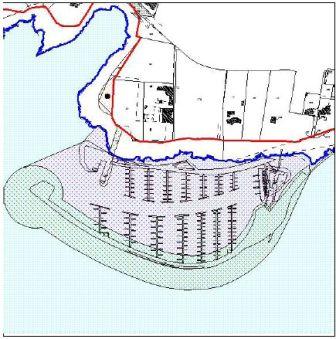 localizzazione mappa compressa